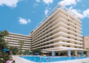 gran blu cervantes hotel torremolinos all-inclusive