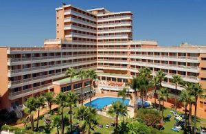 club parasol garden hotel playamar torremolinos