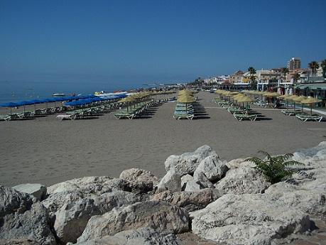 strand carihuela