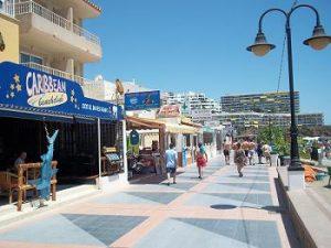 boulevard van carihuela