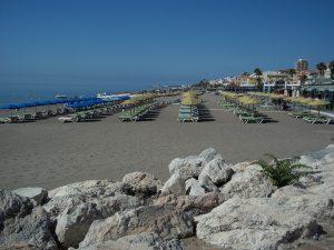 carihuela-strand-torremolinos