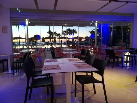 SOL House Carihuela restaurant